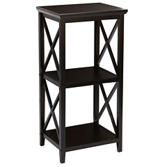 Riverridge Home 3-Shelf Bathroom Shelf