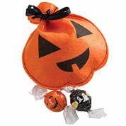 Lindt & Sprungli Pumpkin Favor Bags