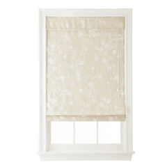 JCPenney Home™ Plum Blossom Roman Shade