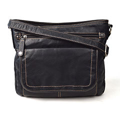 St. John's Bay® Rocky Pocket Crossbody Bag