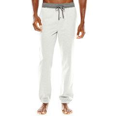 Hanes® Fleece Jogger Pajama Pants