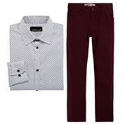 Van Heusen® Dress Shirt or Levi's® 510 Skinny Jeans - Boys 8-20