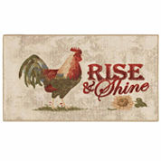 Rooster - Rise and Shine Rectangular Rug