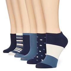 Mixit No Show Socks