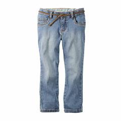Carter's Girl Denim Woven Pant 4-8