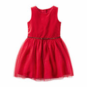 Carter's Short Sleeve A-Line Dress - Toddler