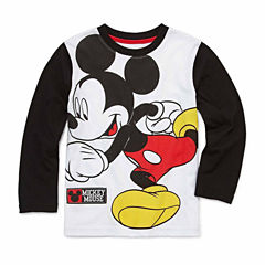 Disney By Okie Dokie Graphic T-Shirt-Toddler Boys