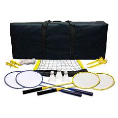 13-pc. Badminton Set