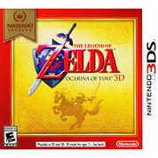 Legend Of Zelda Oca Select Zelda Video Game-Nintendo 3DS