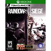 Tom Clancy'S Rainbow Six Siege Video Game-XBox One