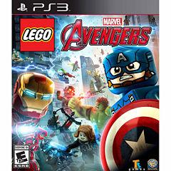 Lego Marvel Avengers Video Game-Playstation 3