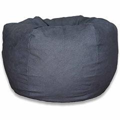 Denim Bean Bag Chair