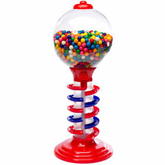 Sweet N Fun Light and Sound Spiral Gumball Bank with Gumballs