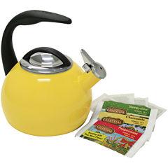 Chantal® 40th Anniversary 2-qt. Tea Kettle