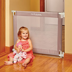 North States Portable Traveler Baby Gate