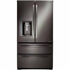 LG 26.5 cu. ft. Ultra-Large Capacity Four-Door Refrigerator with Door-in-Door