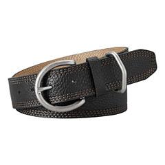 Relic® Side-Stitch Jean Belt