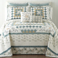 Home Expressions™ Arianna Bedspread & Accessories