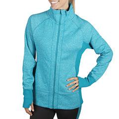 Jockey® Melange Fleece Jacket