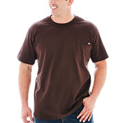 Dickies® Heavyweight Short-Sleeve Pocket Tee–Big & Tall