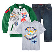 Disney Planes Graphic Tee, Jacket or Arizona Jeans – Boys