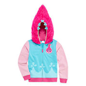 Trolls Girls Hoodie-Big Kid