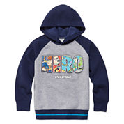 Okie Dokie Pixar Hero Fleece Hoodie - Preschool 4-7