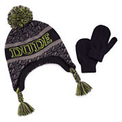Boys Cold Weather Set-Toddler