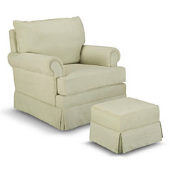 Glider Ottomans Baby Furniture For Baby Jcpenney