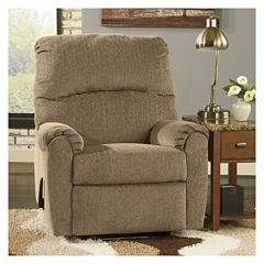 Signature Design By Ashley® Pranit Zero Wall Recliner