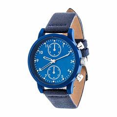 Xtreme Time Mens Blue Bracelet Watch-Nwl413897nb-Bl