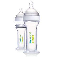 Born Free breeze 2 oz Newborn Bottle 2 Pack