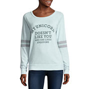 Burnout Sweatshirt- Juniors