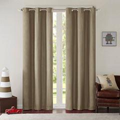Adam Grommet-Top Curtain Panel