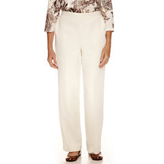 Alfred Dunner Twilight Point Corduroy Pants