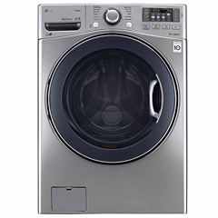 LG 4.5 cu. ft. Front Load Washer with TurboWash®