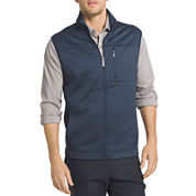 Van Heusen® Sleeveless Full-Zip Traveler Vest