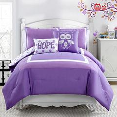 VCNY Hotel Comforter Set