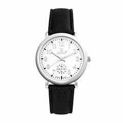 Decree Womens Strap Watch-Pt1781slbk