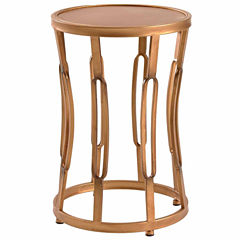 Innerspace Luxury Products Chairside Table