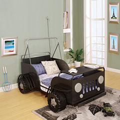 Wheeler Metal  Youth Bed