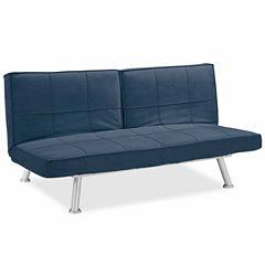 Serta Maxson Microfiber Sleeper Sofa