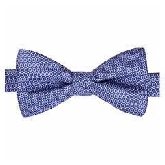 Stafford® Sabine Circle Geo Pre-Tied Bow Tie