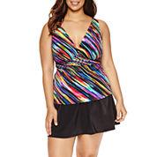 Trimshaper®  Loco-Motion Katie Tankini or Skirt-Plus