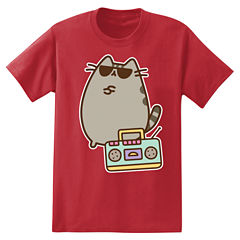 Pusheen Boom Box T-Shirt