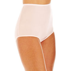 Vanity Fair® Tailored Nylon Briefs - 15712