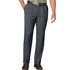 Van Heusen® No-Iron Extender Pleated Pants - Big & Tall