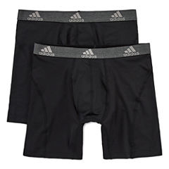adidas® 2-pk. Relaxed Performance climalite® Boxer Briefs