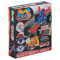 Zoob Speedsters 42-pc. Interactive Toy - Unisex
