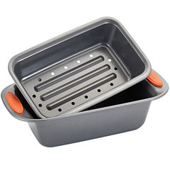Rachael Ray® 2-pc. Meatloaf Pan Set